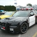 Dodge magnum look military police