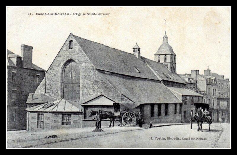 Condé-sur-Noireau