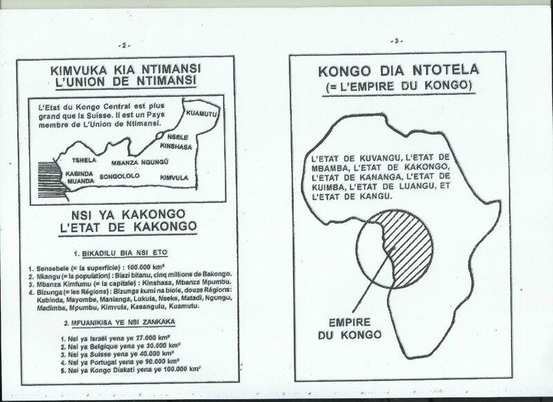 LE BUKONGO ET LES ETAPES DU NZILA KONGO b