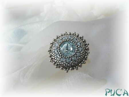Bague turquoise 1