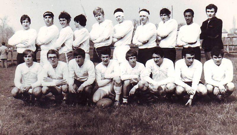 Mars 1969, profs / élèves, 15 à 16.