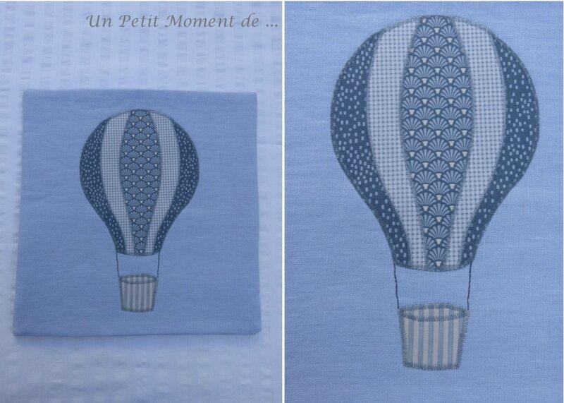 Coussins montgolfière 2