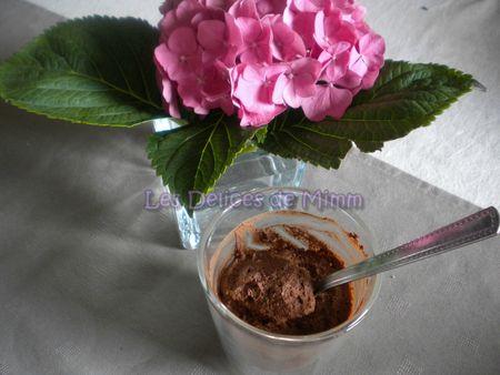 Mousse au chocolat de Pierre Hermé 4