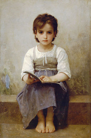 397px_William_Adolphe_Bouguereau__1825_1905____The_Difficult_Lesson__1884_