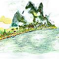 Montagne Laos 18