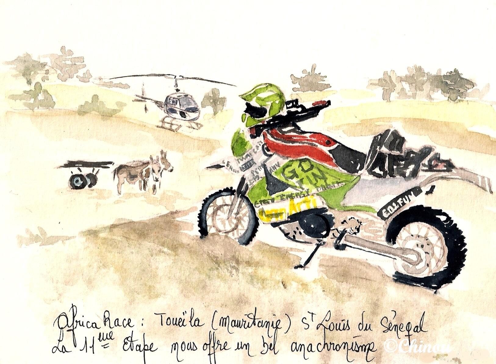 51 Africarace