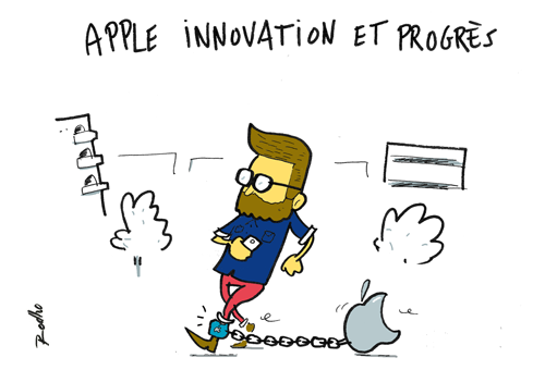apple montre