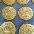Biscuits à la farine de riz