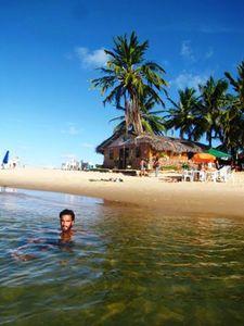 Praia Do Frances e Praia Do Gunga 021