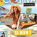 Créative : le magazine