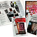 Article Art and craft - montage