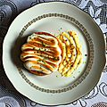 Tartelette moelleuse au citron meringuée