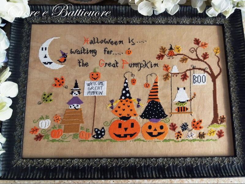 welcome great pumpkin 1