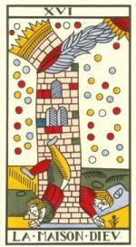 DODAL 1701-1715 carte XVI maison-dieu version rafraîchie par JC Flornoy - pratique dotfr