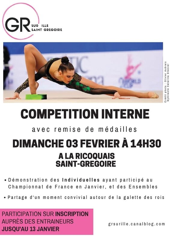 COMPETITION INTERNE
