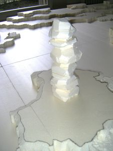Construction d'une colonne rocheuse (5)