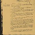 Le 4 septembre 1790 à mamers : enregistrement de lois.