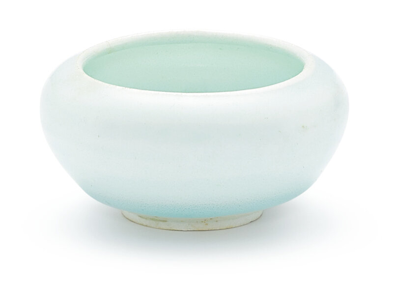 A small Qingbai waterpot, Northern Song dynasty