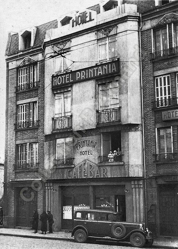 rue C Laffite (gare) ALG