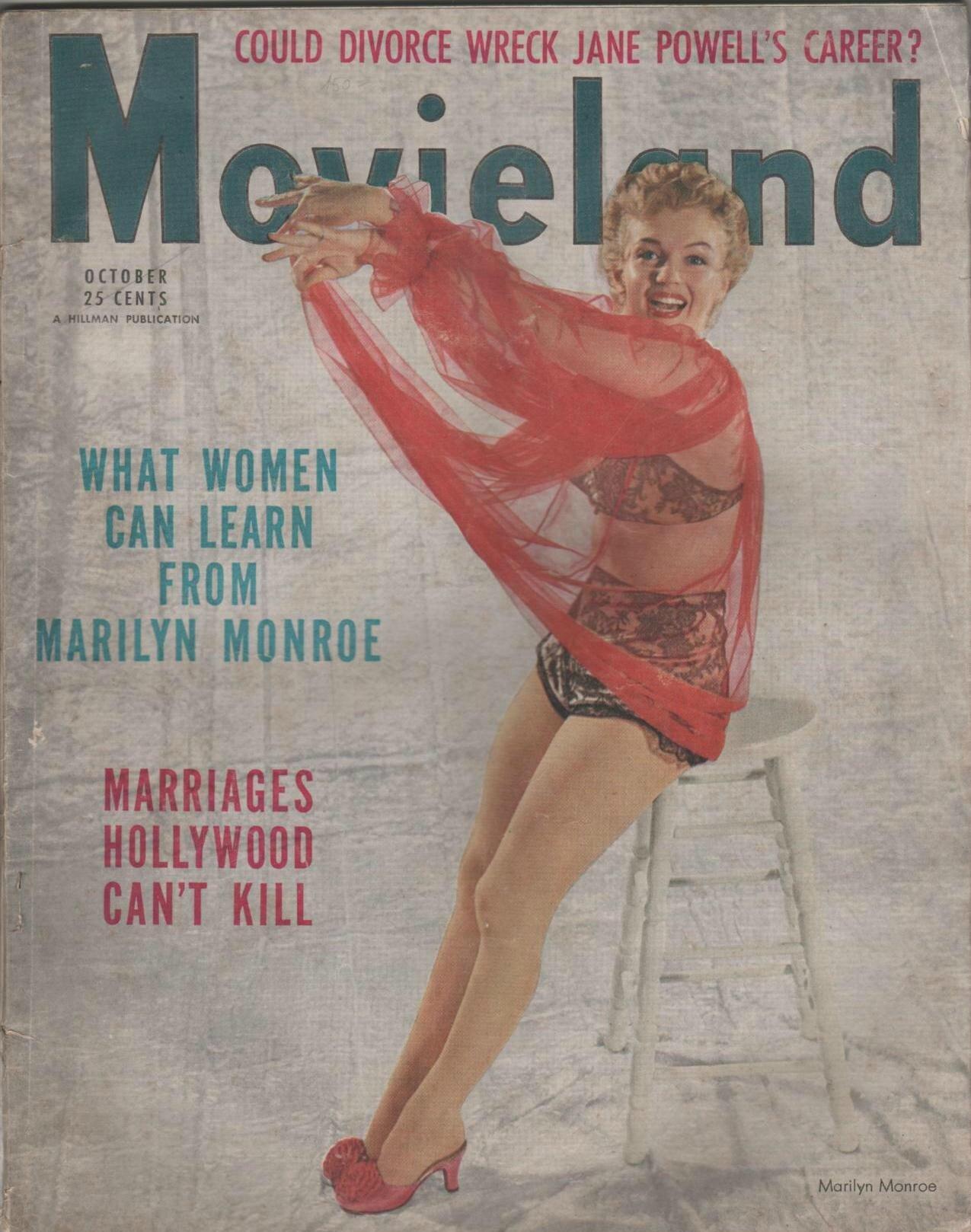 Movieland (usa) 1953
