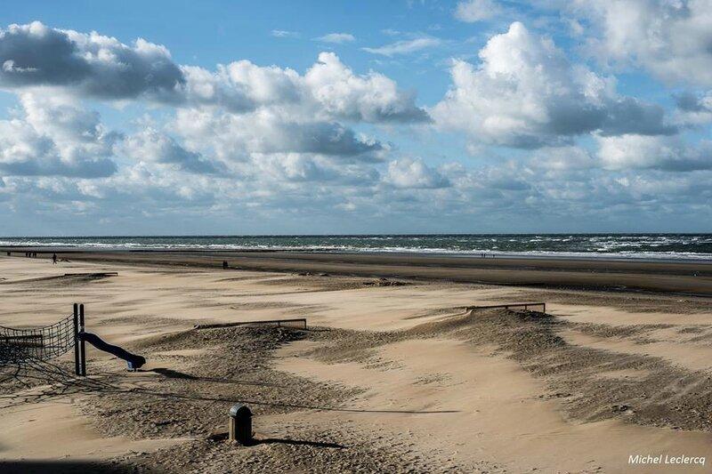 Coxyde mer du nord ce Dimanche enfin un peu de soleil ) (4)