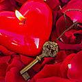 Rituel de la magie de l'amour