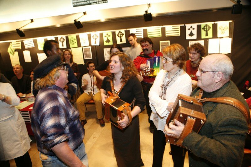 FEST-NOZ 2006 chanteurs marins