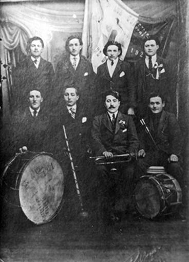 Classe 1921