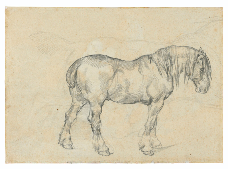 2020_NYR_17994_0102_001(jean-louis-andre-theodore_gericault_the_coal_wagon_study_of_a_horse_wi)