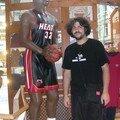 La boutique NBA