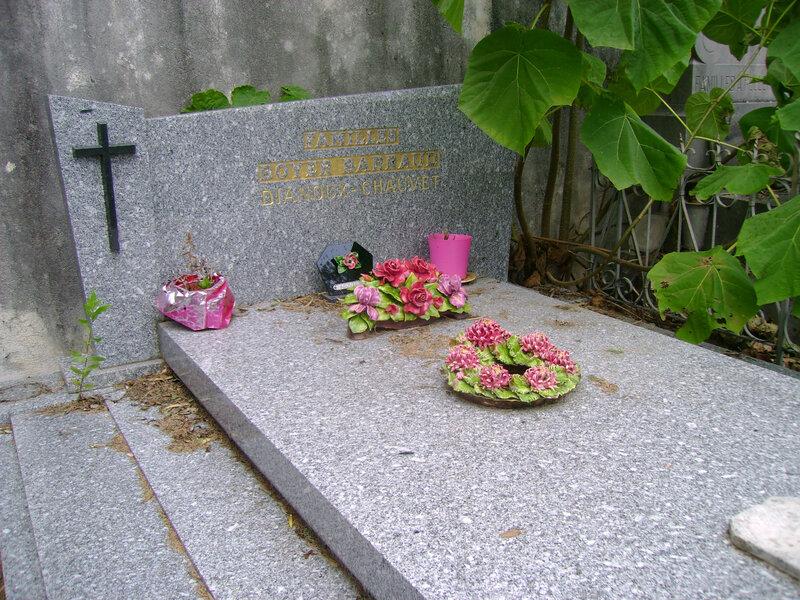 68 - Tombe des familles Boyer-Barraud-Dianoux-Chauvet
