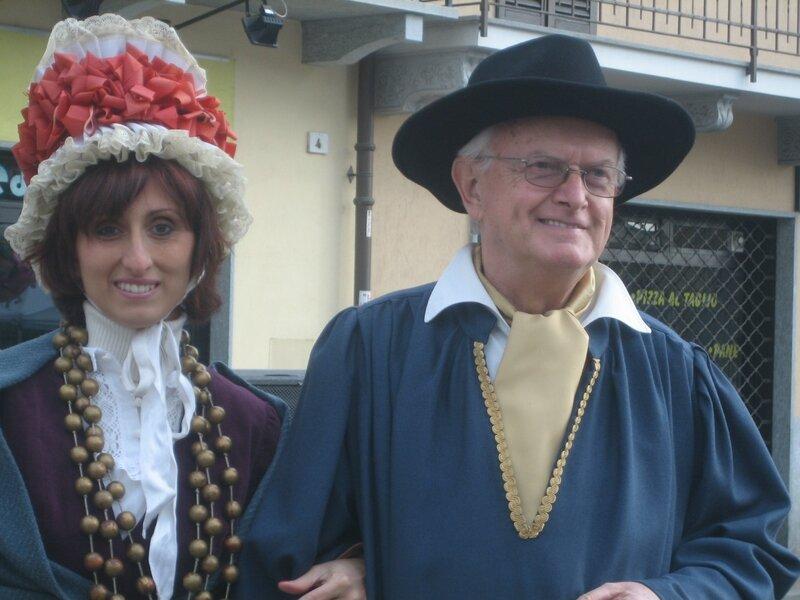 Elisa et son père