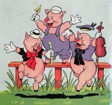 93_Personnages animaux monstres_Les trois petits cochons (57)