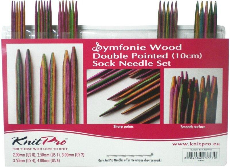 knit pro bois coloré