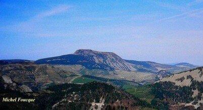 610) Mézenc vu depuis le Gerbier de Jonc