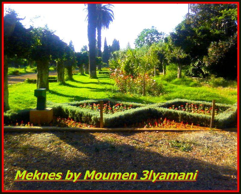 Jardin Zoologique de Meknes