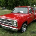 Dodge adventurer 150 li'l red express-1979