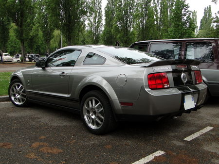 FORD Mustang Shelby GT 500 Coupe 2005 à 2009 Retrorencard 2