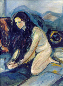 Munch_1922_Nu_Agenouille