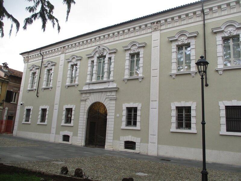 BRESCIA (pinacoteca tosi martengo)