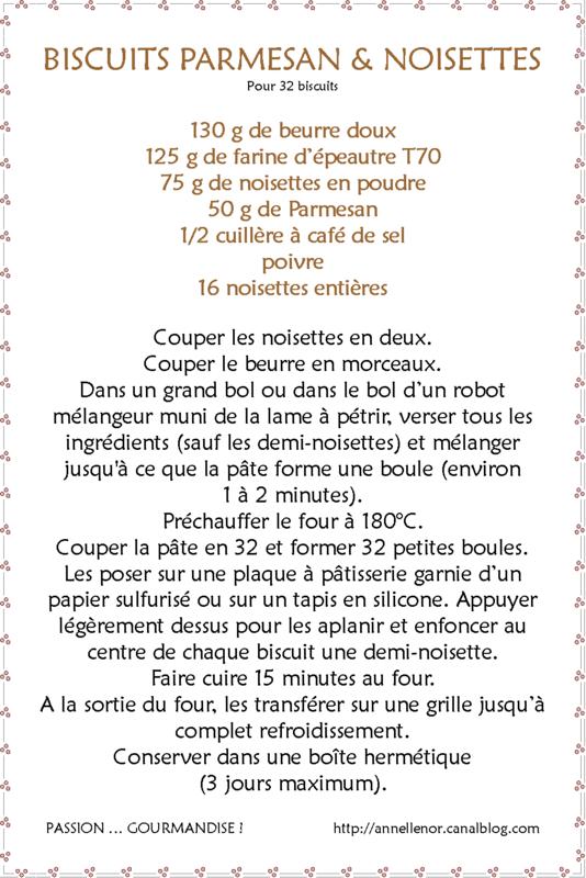 Biscuits parmesan & noisettes_fiche