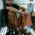 Dans le train pour Bundi
