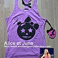Abbey Dawn Timebomb Tank Top