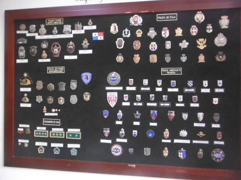 musée police Bogota (8)
