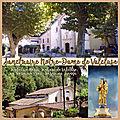 Santuário nossa senhora da valcluse (sanctuaire notre-dame de la valcluse): palestras e produtos de hildegarda de bingen