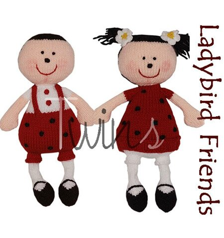 Traduction Ladybird Friends - Twins