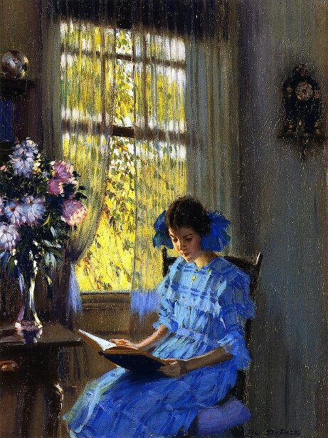 Dufner Edward margaret-by-the-window