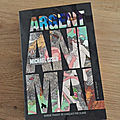 J'ai lu argent animal de michael cisco (editions au diable vauvert)