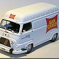 Renault Estafette San Carlo blanche A 1