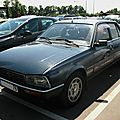 Peugeot 505 gtd turbo (1986-1989)